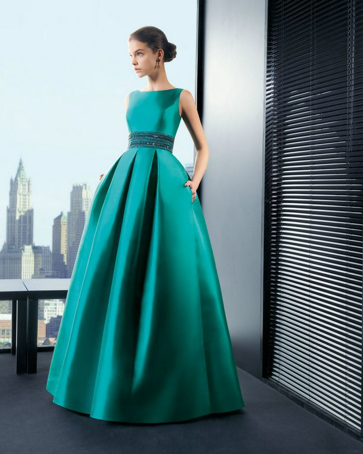 elegant a line 2015 evening dressesfloor length sation celebrity dressesbeaded green christmas party dresscustom cheap formal women gowns