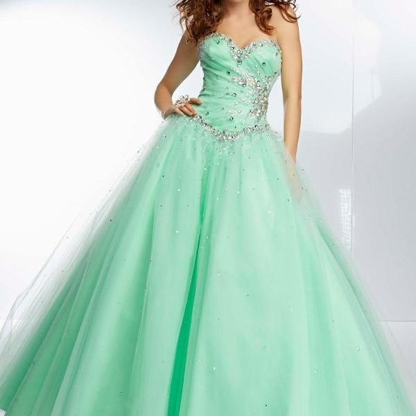 Blue /coral / mint green dress Debutante Ball gowns for 15 years fast delivery cheap party dresses quinceanera dresses girls prom dresses